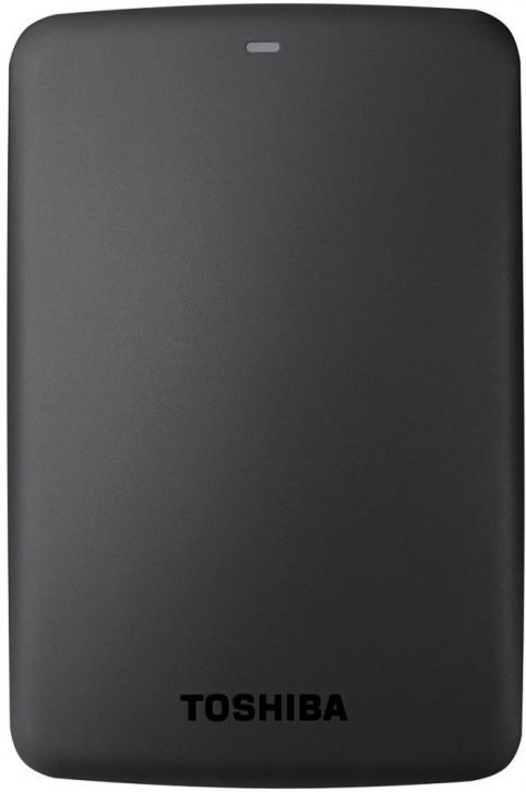 Внешний жесткий диск Toshiba CANVIO BASICS 2TB 2.5 (черный)