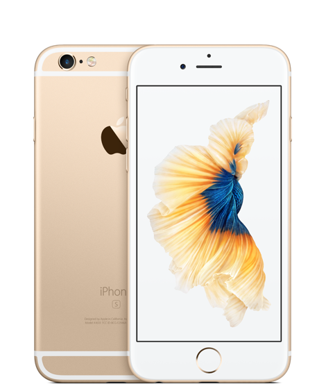 Apple iPhone 6s 128GB Gold (Золотой)