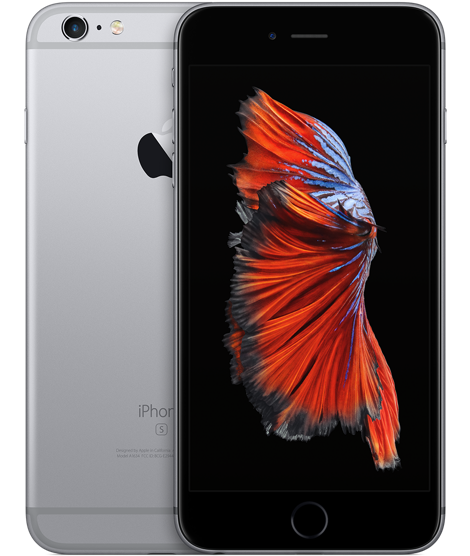 Apple iPhone 6S Plus 128GB Space Grey (Серый космос)