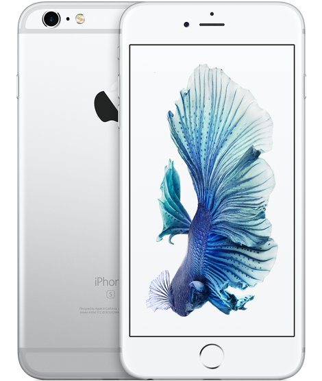 Apple iPhone 6S Plus 16GB Silver (Серебристый)