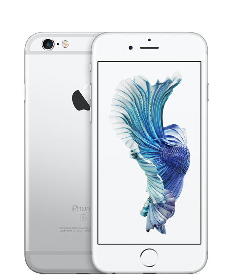 Apple iPhone 6s 16GB Silver (Серебристый) как новый