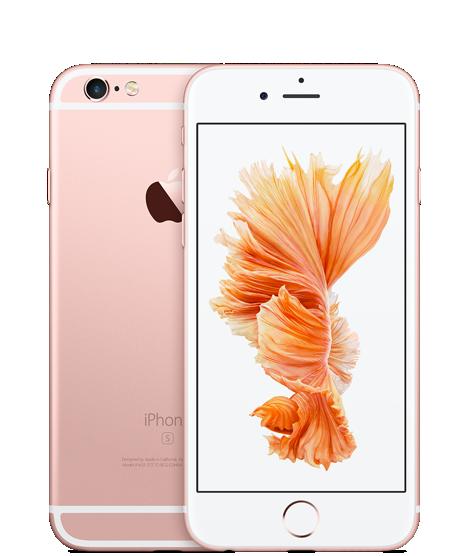 Apple iPhone 6s 16GB Rose gold (Розовое золото) как новый
