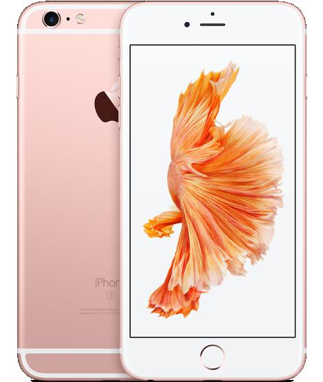 Apple iPhone 6S Plus 128GB Rose Gold как новый (Розовое золото)