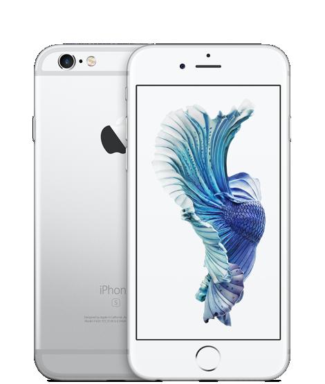 Apple iPhone 6s 128GB Silver (Серебристый) как новый
