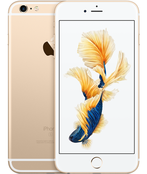 Apple iPhone 6S Plus 32GB Gold как новый (Золотой)
