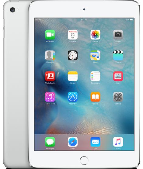 Планшет Apple iPad Mini 4 Wi-Fi + Cellular 128GB Silver