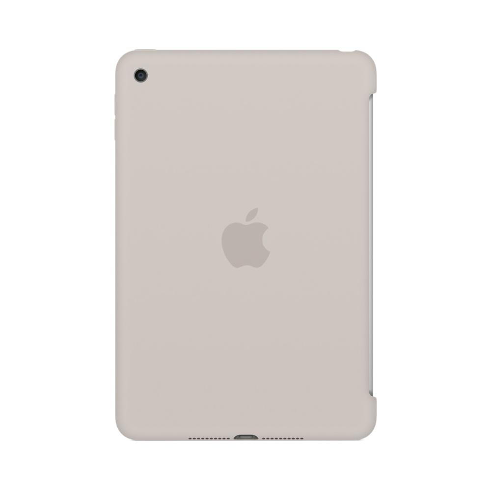 Силиконовый чехол для iPad mini 4 - бежевый