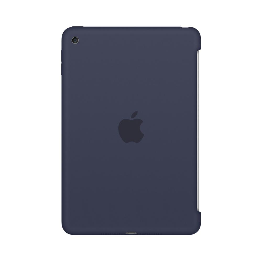 Силиконовый чехол для iPad mini 4 - тёмно-синий