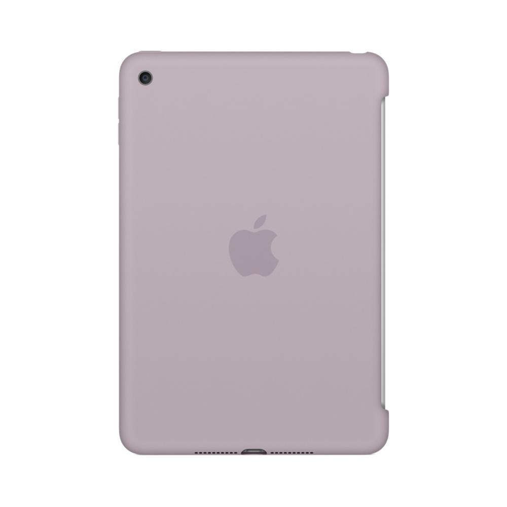 Силиконовый чехол для iPad mini 4 - сиреневый