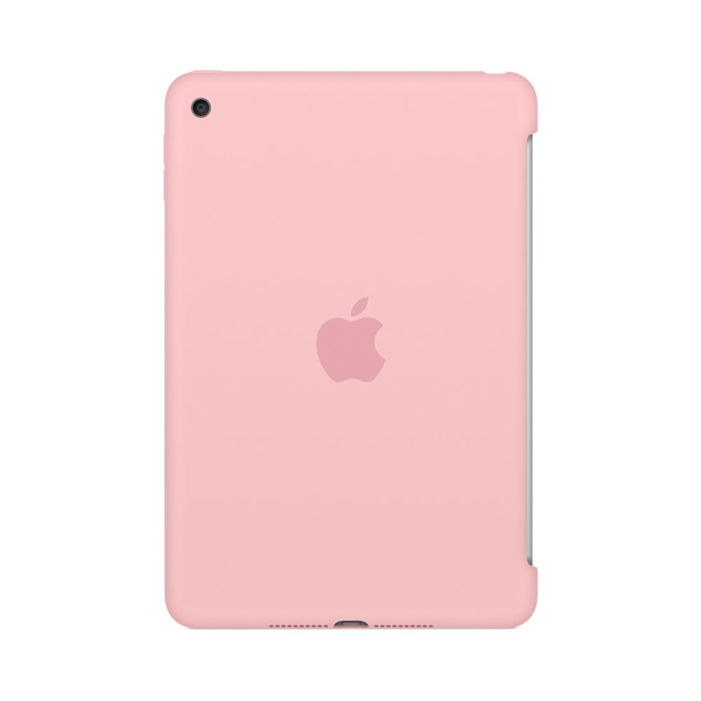 Силиконовый чехол для iPad mini 4 - розовый