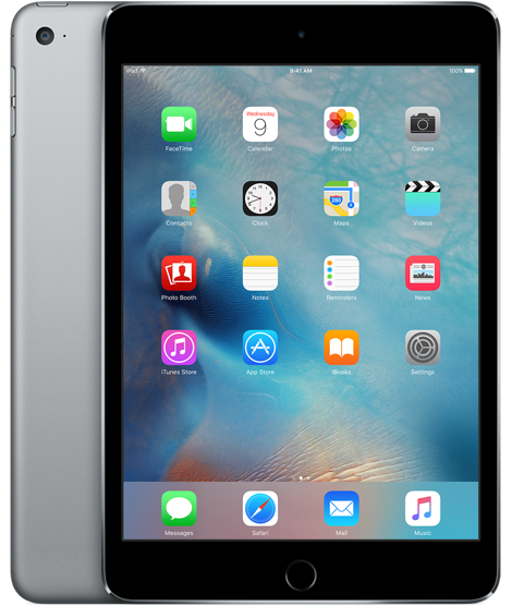 Планшет Apple iPad Mini 4 Wi-Fi + Cellular 32GB Space Grey