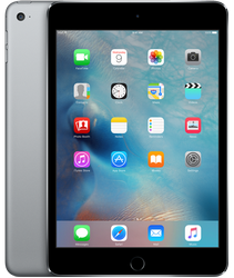 Планшет Apple iPad Mini 4 Wi-Fi 64GB Space Grey Demo