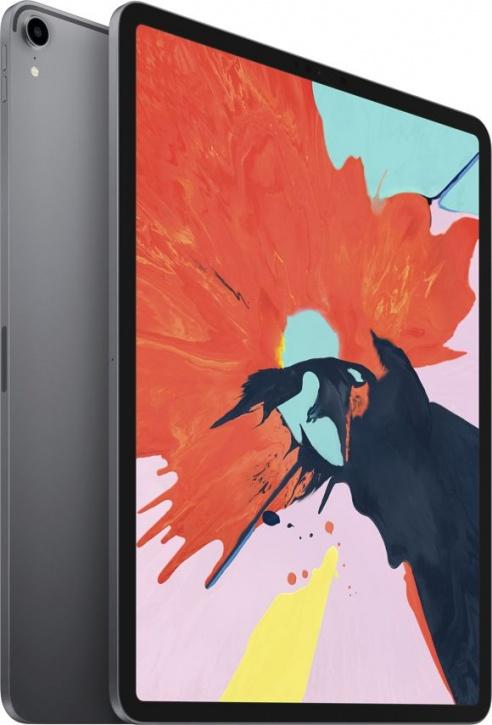 Планшет Apple iPad Pro 12.9 Wi-Fi + Cellular 64GB 2018 MTHN2 (серый космос)