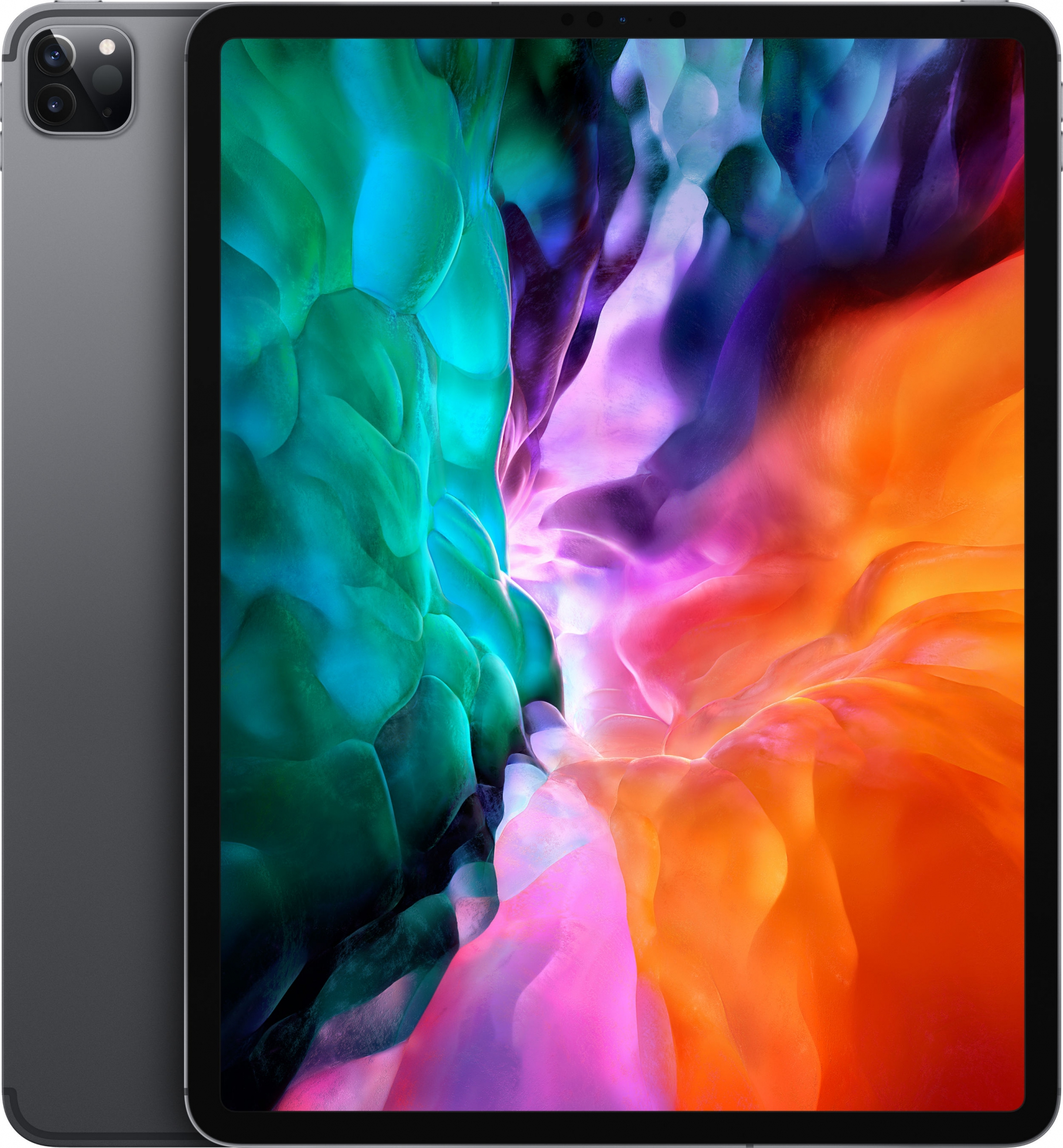 Планшет Apple iPad Pro 12.9 Wi-Fi + Cellular 128GB 2020 MY3C2 (серый космос)