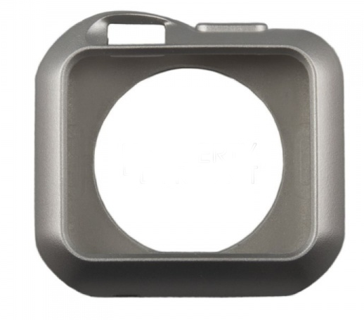 Чехол для Apple Watch 42 мм. пластик (серебряный)