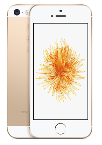 Apple iPhone SE 64GB Gold (Золотистый)