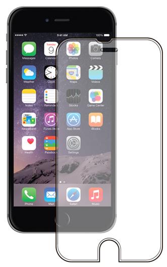 Защитное стекло для Apple iPhone 6/6S Plus