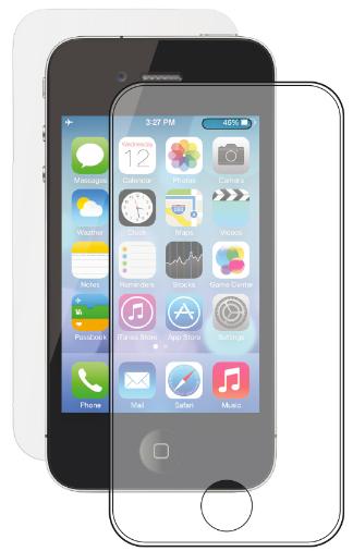 Защитное стекло для Apple iPhone 4/4S