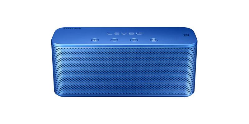 Беспроводная акустическая система Samsung Level Box Blue EO-SG900DLEGRU синяя