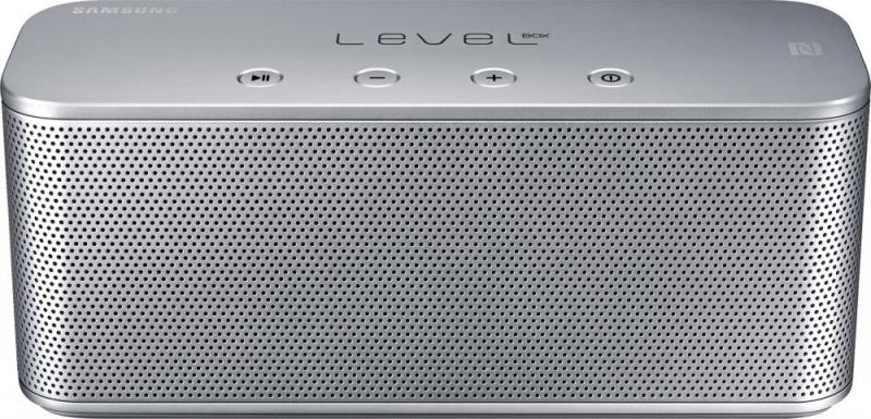 Беспроводная акустическая система Samsung Level Box Blue EO-SG900DLEGRU серебристая