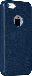 "Кейс для iPhone 5/5S/5SE ""Hoco"" Light series middle hold protection case (синий)"