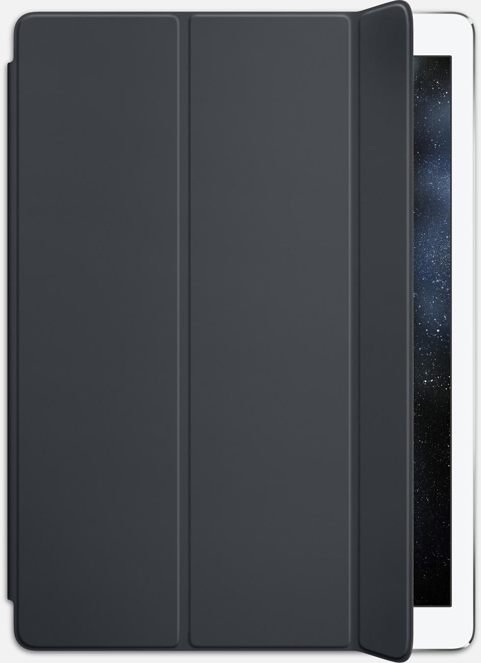 "Чехол Smart Cover для iPad Pro MK0L2ZM/A - Тёмно-серая 12.9"""