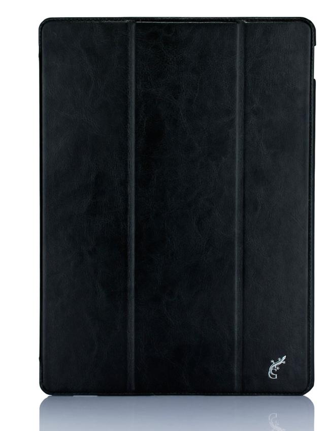 """Чехол книжка G-Case Slim Premium для iPad Pro (кожа, черный) 12.9"""""""