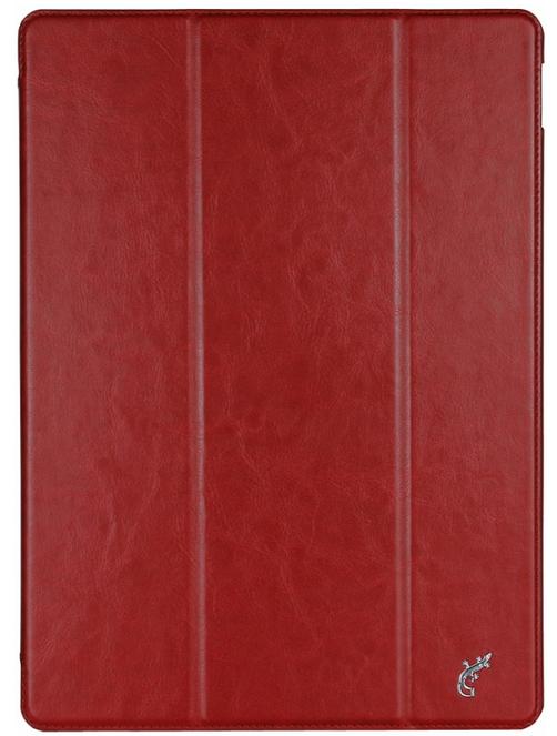 """Чехол-книжка G-Case Slim Premium для iPad Pro 12.9"""" (кожа, красный)"""