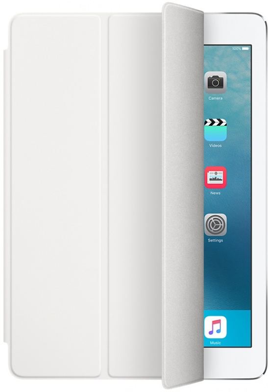 "Обложка Apple Smart Cover для iPad Pro 9.7"" (белый)"