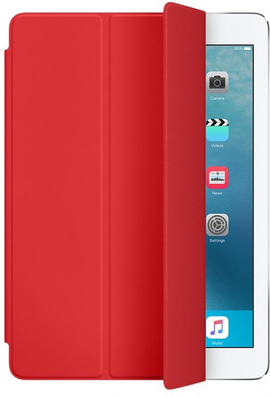"""Обложка Apple Smart Cover для iPad Pro 9.7"""" (красный)"""