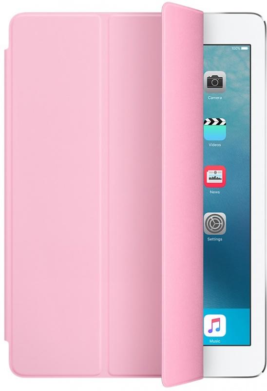 """Обложка Apple Smart Cover для iPad Pro 9.7"""" (светло-розовый)"""