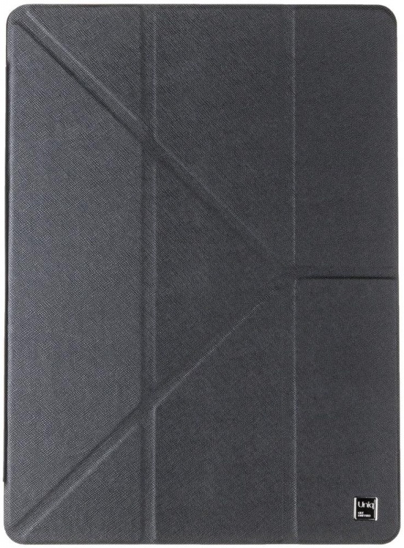 Чехол-книжка Uniq Y-Fold Yorker для iPad Pro 9.7 (черный)