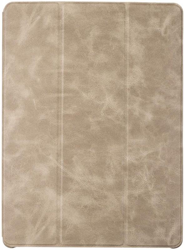 Чехол-книжка Uniq Gardesuit Outfitter (PDPROGAR-OFTBEG) для iPad Pro 12.9 (бежевый)