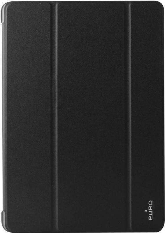 Чехол-книжка Puro Zeta Slim для Apple iPad Pro 12.9 (черный)