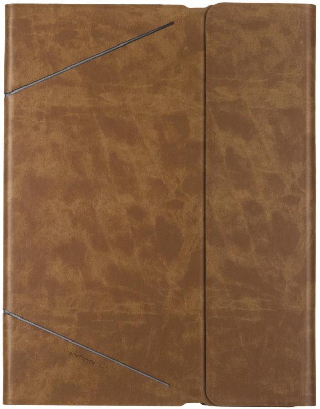 Чехол-книжка Uniq Gardesuit Transforma для iPad Pro 12.9 (коричневый)