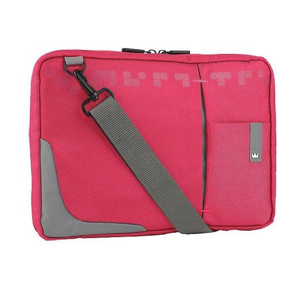 """Чехол-сумка для iPad 9.7 CROWN CMSBG-4410P 10.2"""" (розовая)"""