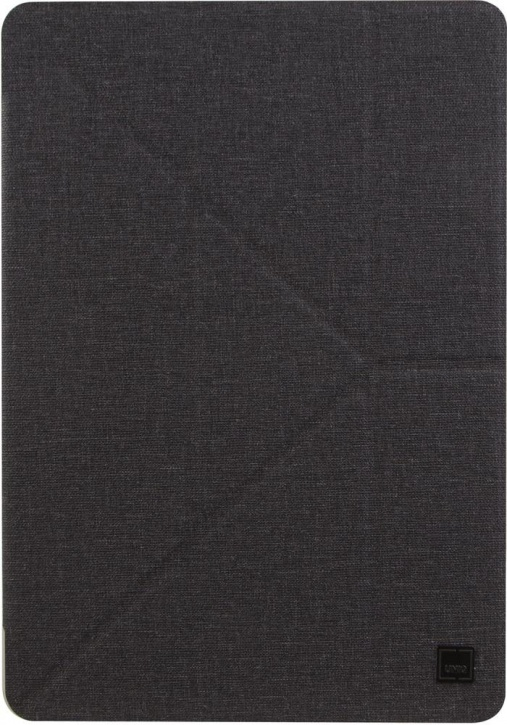 Чехол книжка Uniq Yorker Kanvas для Apple iPad Pro 10.5 (черный)