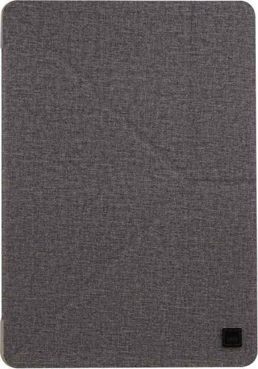 Чехол Uniq Yorker Kanvas для Apple iPad Pro 10.5 (серый)