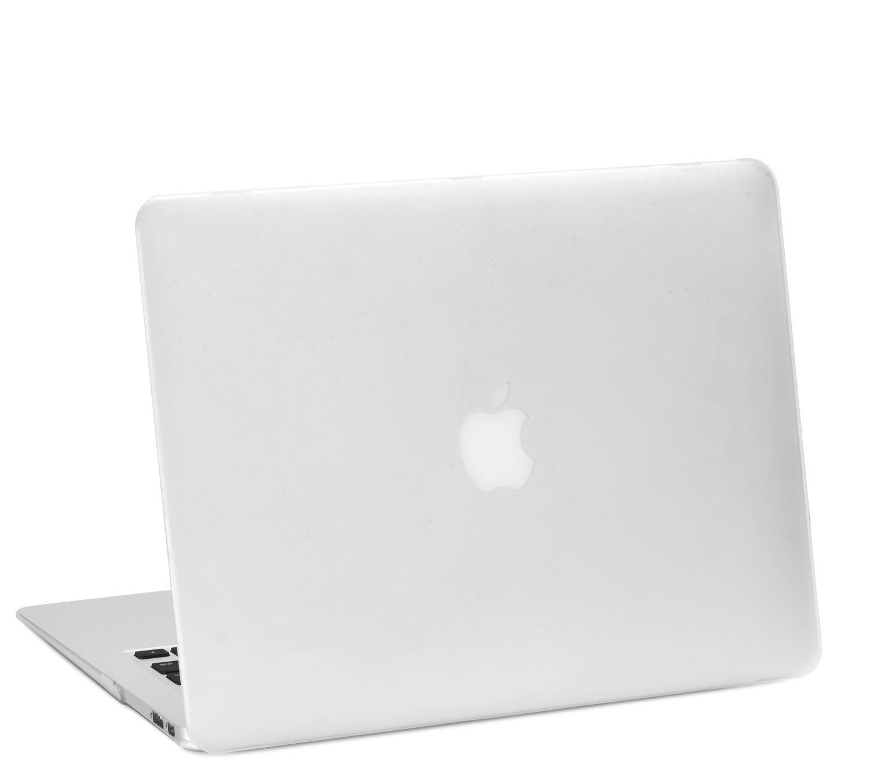 "Чехол-накладка Cozi plastic shell для MacBook 11"" Air (прозрачная)"