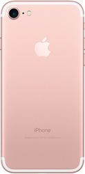 Apple iPhone 7  Rose Gold (������� ������)