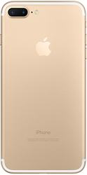 Apple iPhone 7 Plus  Gold (Золотой)