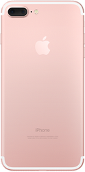 Apple iPhone 7 Plus  Rose Gold (Розовое золото)