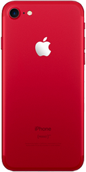 Apple iPhone 7  (PRODUCT)RED (красный)
