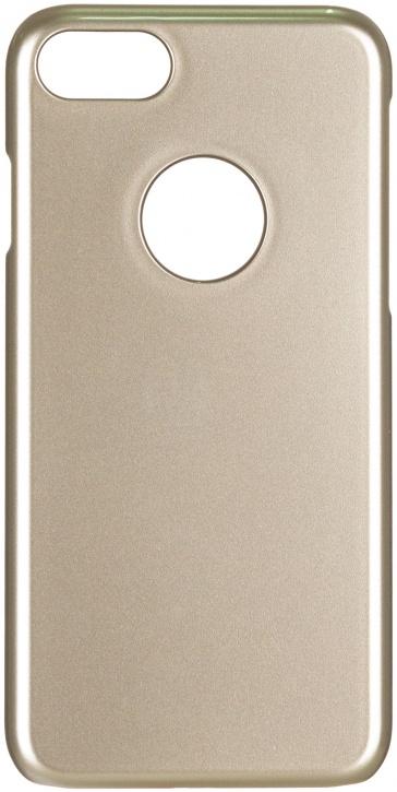 Чехол клип-кейс iCover Glossy для Apple iPhone 7 (золотистый, глянцевый)