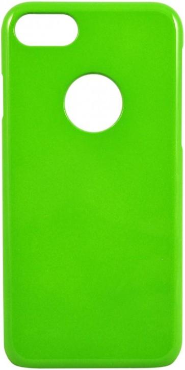 Чехол клип-кейс iCover Glossy для Apple iPhone 7 (зеленый, глянцевый)