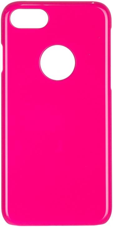Чехол клип-кейс iCover Glossy для Apple iPhone 7 (розовый, глянцевый)