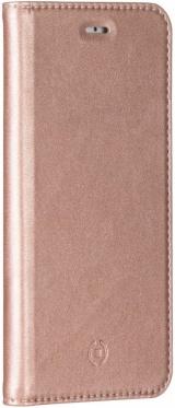 Чехол-книжка Celly Air для Apple iPhone 7 (розовое золото)