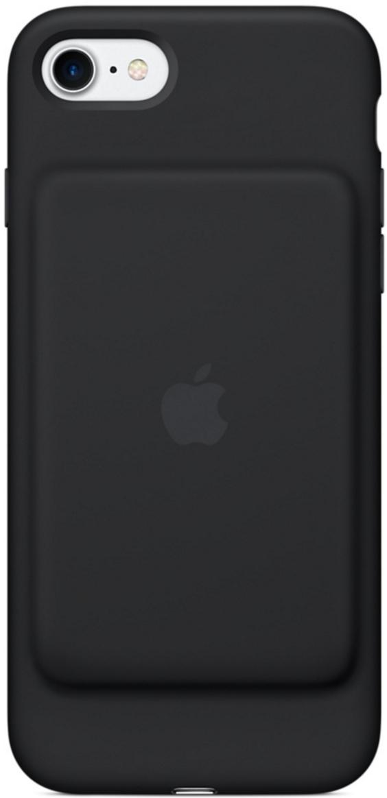 Чехол-аккумулятор Smart Battery Case для iPhone 7/8, чёрный цвет (MN002ZM/A)