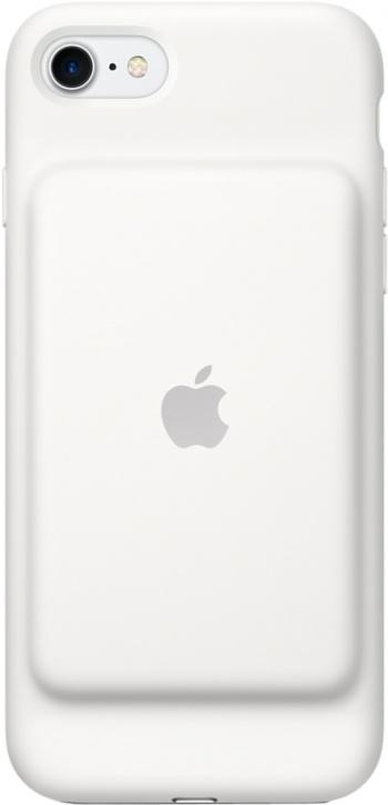 Чехол-аккумулятор Apple Smart Battery Case для iPhone 7, белый цвет MN012ZM/A
