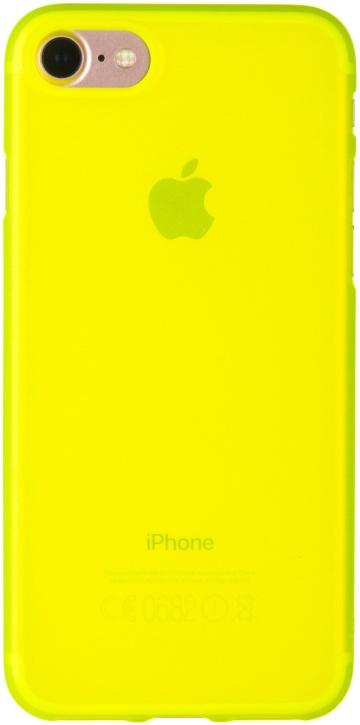 Чехол клип-кейс Vipe Flex для Apple iPhone 7/8 (желтый)